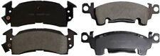 Disc Brake Pad Set-RWD Front,Rear Monroe FX52