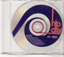 (DN662) Hip City, 00 tracks various artists - 2000 CD