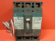 * GENERAL ELECTRIC 3P. 150A. MOLDED CASE SWITCH W/AUX. SWITCH TED134YT150  VC-39