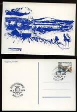 Sweden 1979 Boy Scouts Card #2