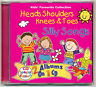 Heads Shoulders Knees & Toes  Silly Songs CD NEW & wrapped DIRECT FROM PUBLISHER