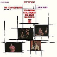 THE STAX/VOLT REVUE VOL.2 - LIVE IN PARIS  CD NEW+