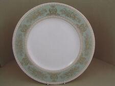 Green Wedgwood Porcelain & China Dinner Plate