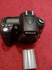 Nikon D90 12.3MP Digital SLR Camera (Body Only) - Black