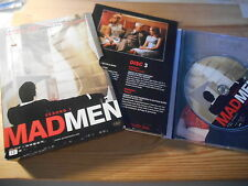 DVD Serie - Mad Men Sesong 1 (4 Disc / 616min) STAR MEDIA ENT NORWAY english