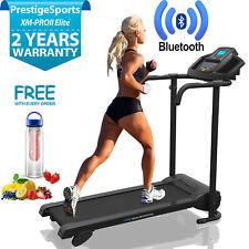 Treadmill Bluetooth XM-PRO II Elite™   Incline Electric Folding Running Machine