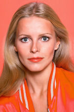Cheryl Ladd Beautiful Cabeza y Hombros Portrait 1977 11x17 Mini Póster