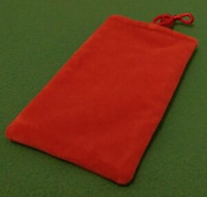 Universal Mobile/MP3/Camera Sock - Red