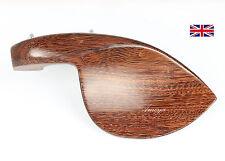 Mejor calidad madera de tamarindo violín chinrest Strad Modelo
