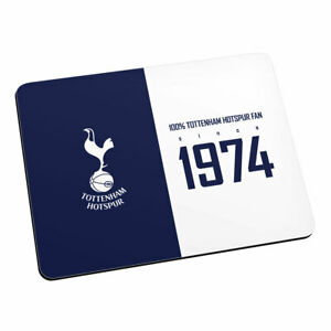 PERSONALISED Tottenham Hotspur Spurs Gifts - 100 Percent Mouse Mat - Official