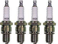 NEW 4 NGK DPR8EA-9 SPARK PLUGS HONDA VF750S SABRE VF 750  1982 1983 750C C MAGNA