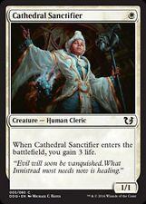 4x Consacratrice della Cattedrale - Cathedral Sanctifier MAGIC DDQ BvC Eng