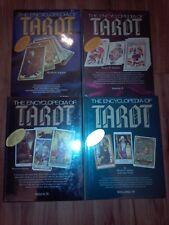 Encyclopedia of Tarot - Vols 1, 2 ,3 & 4   - BNIB manufacture sealed FREE post