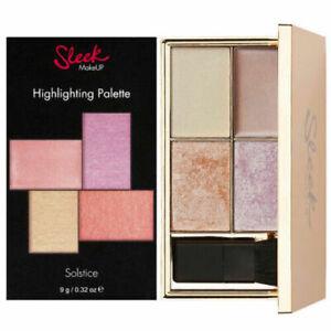 Sleek MakeUp Highlighting palette in 032 Solstice 9g BRAND NEW