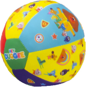 Hey Duggee Fun Sounds Ball Soft, Multicolor, 14x14x14 cm NEW UK Free Delivery