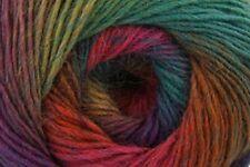 Rico poemas 4 capas Sock Knitting Yarn sombra 1-Colorido - 100g