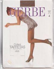Collant GERBE TAFFETAS coloris Ramier. Taille 4 - 10. Tights.