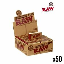Filtres Raw WIDE TIPS Boite 50 Carnets (Tip)