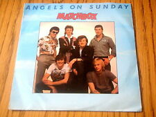 "MATCHBOX - ANGELS ON SUNDAY     7"" VINYL PS"
