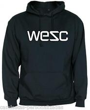 SUDADERA  CAPUCHA WESC, DC, VANS, ELEMENTS, HOODIES