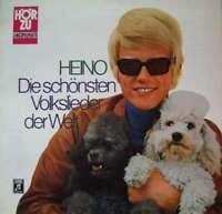 Heino Die Schönsten Volkslieder Der Welt LP Album Vinyl Schallplatte 156669