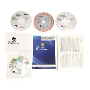OEM System Builder Pack Microsoft Windows Part # X10-63162 Home Server URP1