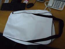 Caterham 7 Bulkhead Bag - White Vinyl