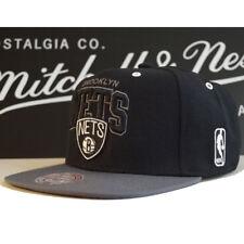 Mitchell & Ness Brooklyn Nets BGW2 black/grey