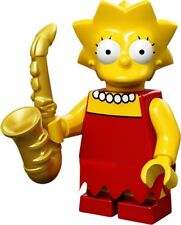 Lego The Simpsons Collectible Minifigures Lisa Simpson NEW CMF