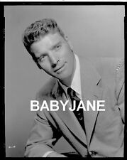 BURT LANCASTER ORIGINAL 8X10 CAMERA NEGATIVE YOUNG PORTRAIT