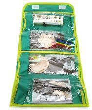 Kids Junior Monkey Travel Roll Case Craft Kit - Childrens' Craft Activity Pack