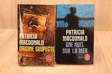 Patricia MacDonald - Lot de 2 poches - Livre - Occasion