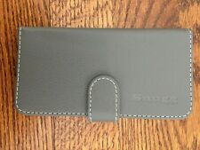 Snugg iPhone 6 Case - Gray w/ card slots and magnetic close