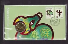 2009 Lunar Year of the OX $1 Coin & Stamp Set PNC FDC