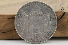 2 Thaler 1841 Eine Feine Mark 3 1/2 Gulden Silber Münze Wilhelm IV Preußen A