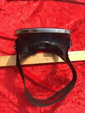 Vintage scuba SEA HUNT style new OVAL diving mask BBB