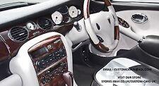 7 Piece Walnut Or Carbon Fibre Dash Kit - Rover 75 - MG - ZT 1998-2005 RHD/LHD