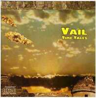 Steve VAIL Time Tales CD U.S. Prog Rock – Private Press, Orig. 1st Press