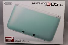 Nintendo 3DS Mint X White (Box Only, ***NO CONSOLE***)