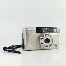 Minolta Riva Zoom 90 date 35mm film point and shoot camera from Japan