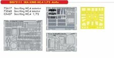 Eduard 1/72 Westland Sea King HC.4 Big-Ed Set # 72111