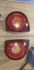 Golf MK5 Dark Red Inner Rear Tail lights with Skyline mod