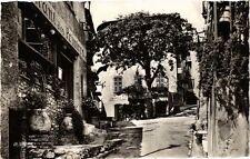 CPA CAGNES-sur-MER La Ville Haute - La Montee de la Bourgade (375189)