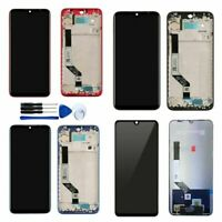 For Xiaomi Redmi Note 7 Note 7 Pro LCD Display Touch Screen Digitizer + Frame