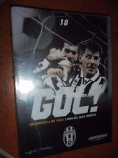 DVD N° 18  DEL PIERO BONIPERTI I 3000 GOL DELLA JUVENTUS JUVE FC