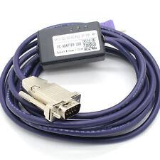 PC Adapter USB/MPI for Siemens S7-200/300/400 PLC DP/PPI/MPI/Profibus win7 64bit