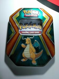 2019 Pokemon Empty Collector's Tin.