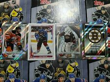2020-21 Topps NHL Stickers (1-222) Base & Foil COMPLETE YOUR SET - YOU PICK