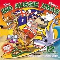 THE BIG AUSSIE XMAS ALBUM CD BRAND NEW The Hillbilly Goats Christmas