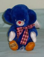 Merrythought Cheeky Teddy Bear with Chimes England